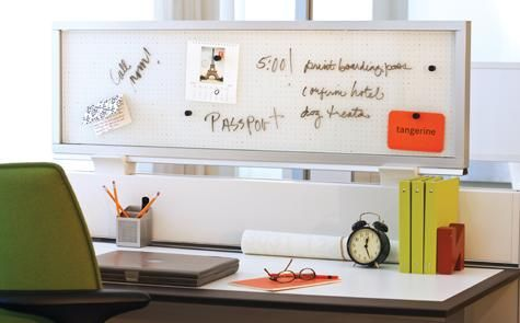 Organize Magnetic Markerglass | Skyline Design / Recepción