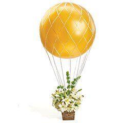 Balloon Net for Hot Air Balloon Arrangements Balloon