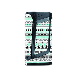 Turquoise Tribal-Smok Alien 220W TC