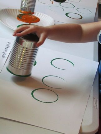 """First day idea... Things we """"can"""" do in preschool.: Shapes School, Kindergarten Shapes Craft, School Ideas, Painting Ideas, Preschool Circles, Colors Shapes, Numbers Shapes Colors, Craft Ideas, Preschool Painting"""