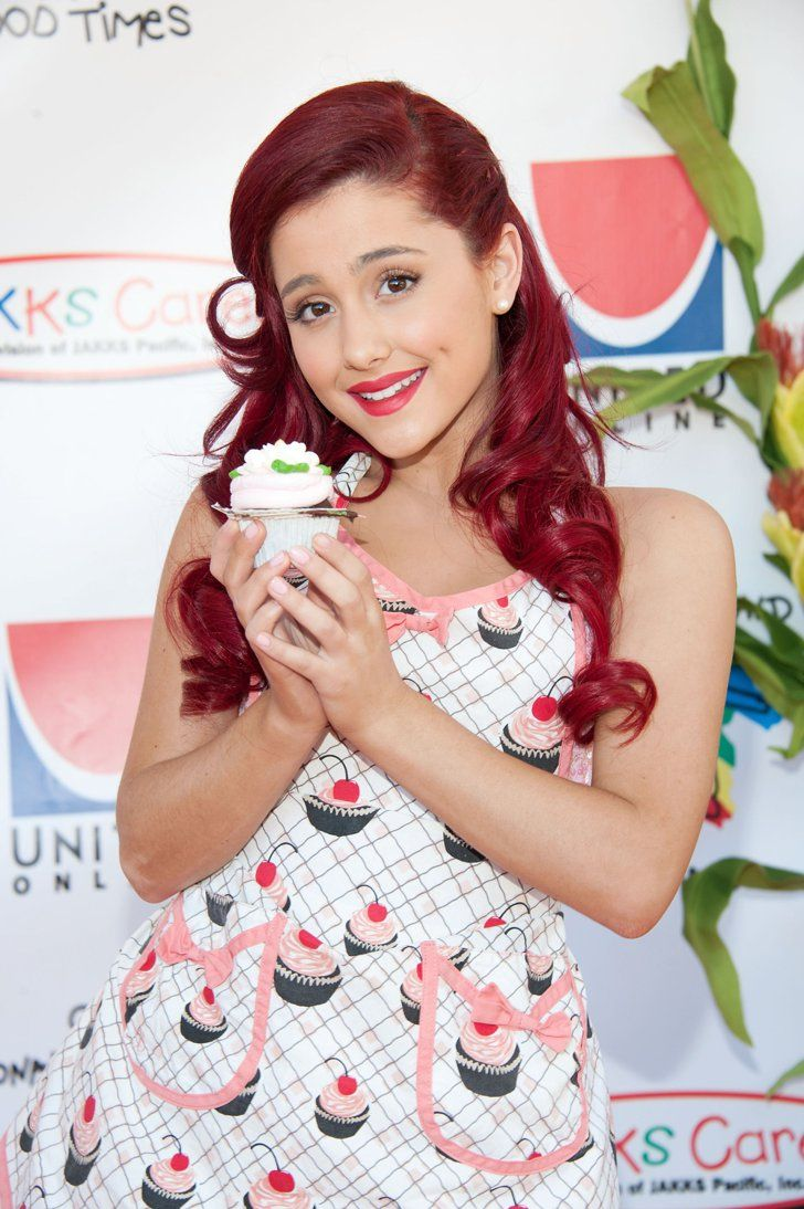 Pin for Later: Ariana Grande May Have Had the Most Dramatic Transformation Yet October 2011