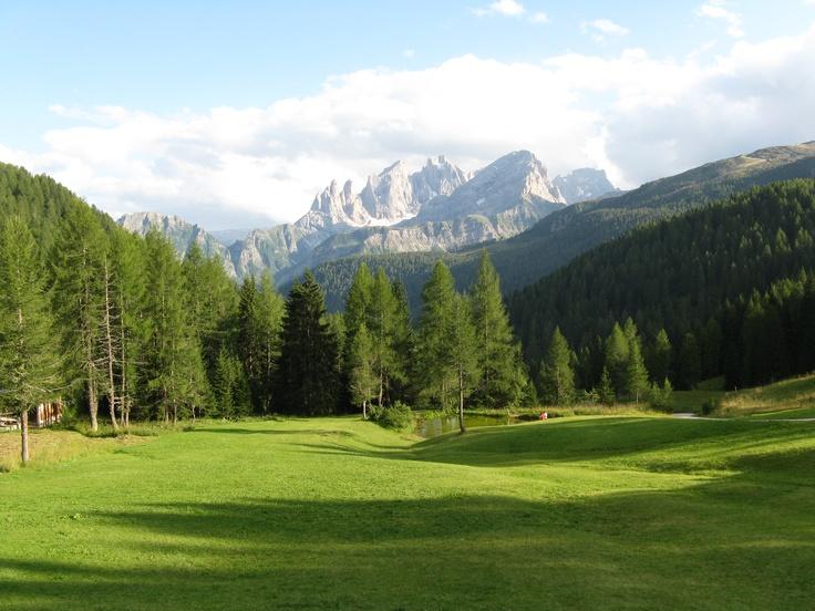 """Le """"mie"""" montagne: le pale di San Martino, viste dalla Val Fredda alla Baita Flora"""