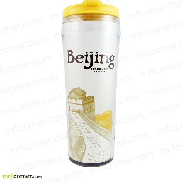 S335 12oz Starbucks Beijing Global Icon City Tumbler