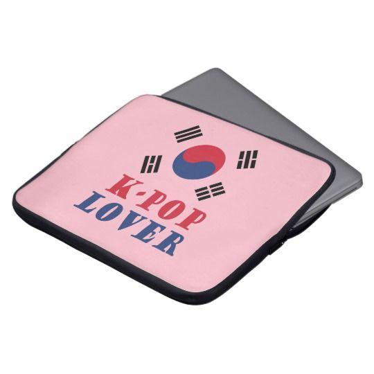 K-Pop Lover Neoprene Laptop Sleeve