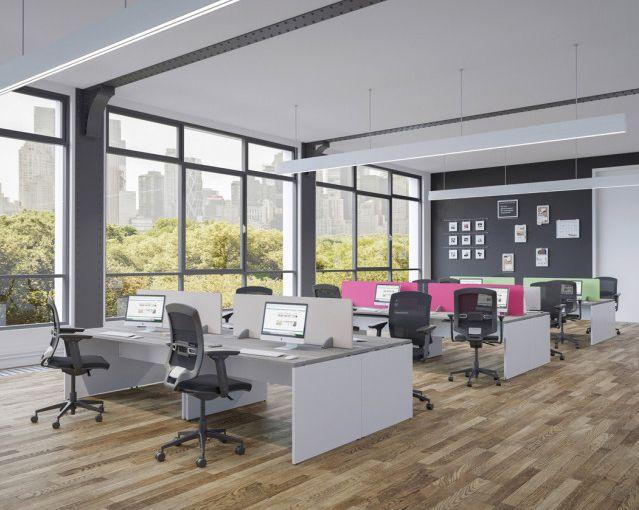 Amenagez Des Espaces Collaboratifs Ou Individuels Avec Le Bureau