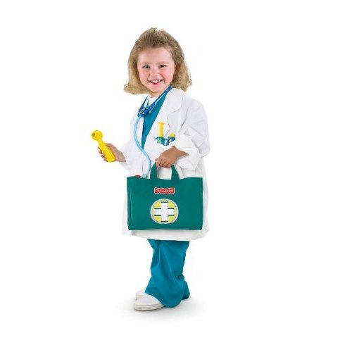 Amazon.com: Fisher-Price Medical Kit: Toys & Games | Baby Beancake | Pinterest | Products, Game ...