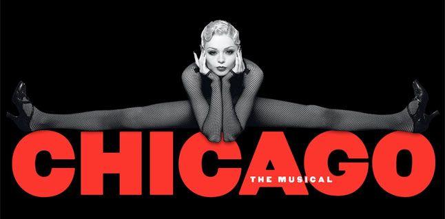 La comédie musicale Chicago à Broadway