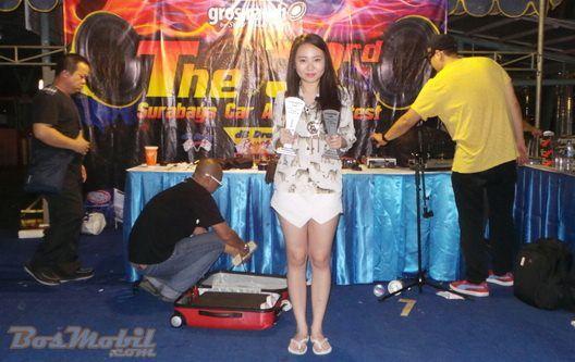Nih Dia Hasil Surabaya Car Audio Contest #BosMobil