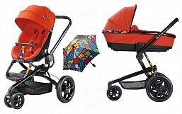 Set Quinny Moodd - Red Britto - limitovaná edice 2013 je právě teď u nás k mání za nejnižžší ceny na trhu! :) /// Set Quinny Moodd - Red Britto - limited edition 2013 on sale now! :)