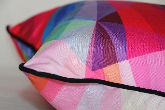 Instant uplift! New fragment cushion $80 from kreeldesign.com