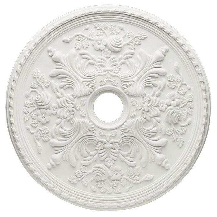 Instant Architecture: The Best Ceiling Medallions to Dress Up Your Space