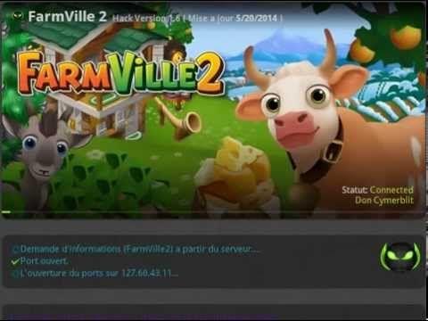 Farmville 2 Triche