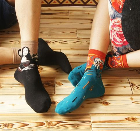 Art Design Socks from hhotaru