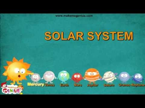 Solar System Interesting Facts Video