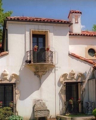 Spanish Hacienda Image
