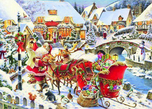 31 best Ravensburger Christmas Jigsaw Puzzles images on Pinterest ...