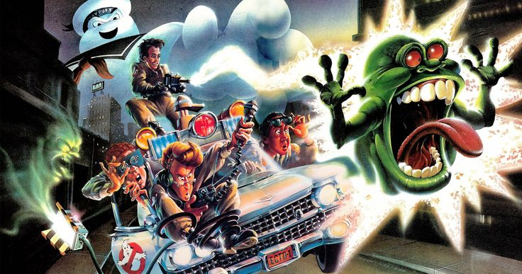 'Ghostbusters' Animated Movie Happening at Sony? -- It is rumored that Sony wants a 'Ghostbusters' animated movie to compliment the two live-action films that are already planned. -- http://movieweb.com/ghostbusters-animated-movie-sony/
