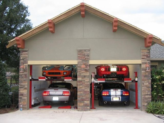 The 25 Best Ideas About Single Post Car Lift On Pinterest