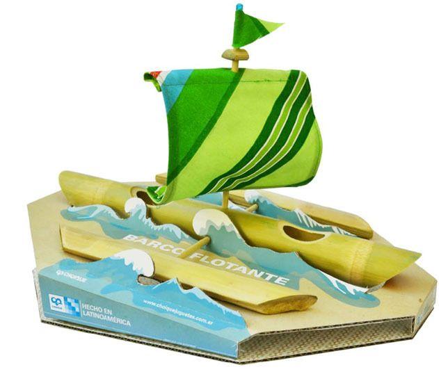 Barco Flotante — Enpañales.com.ar