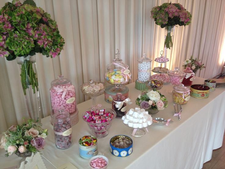 candy buffet ideas for weddings scrummy candy buffets and yummy wedding favours