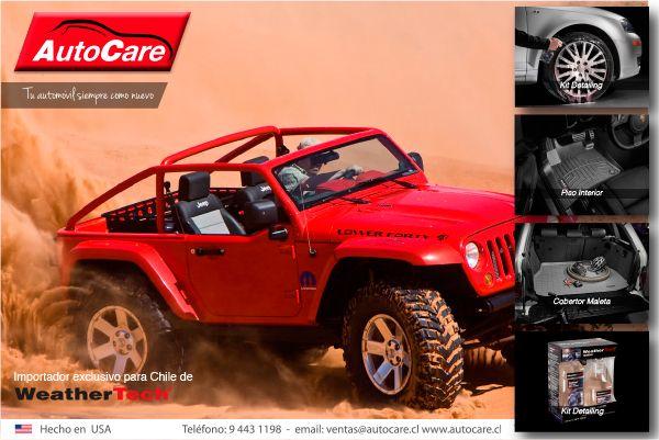 AutoCare: Nos preocupamos de cuidar tu estilo y automóvil. http://www.revistatecnicosmineros.com/noticias/autocare-nos-preocupamos-de-cuidar-tu-estilo-y-automovil