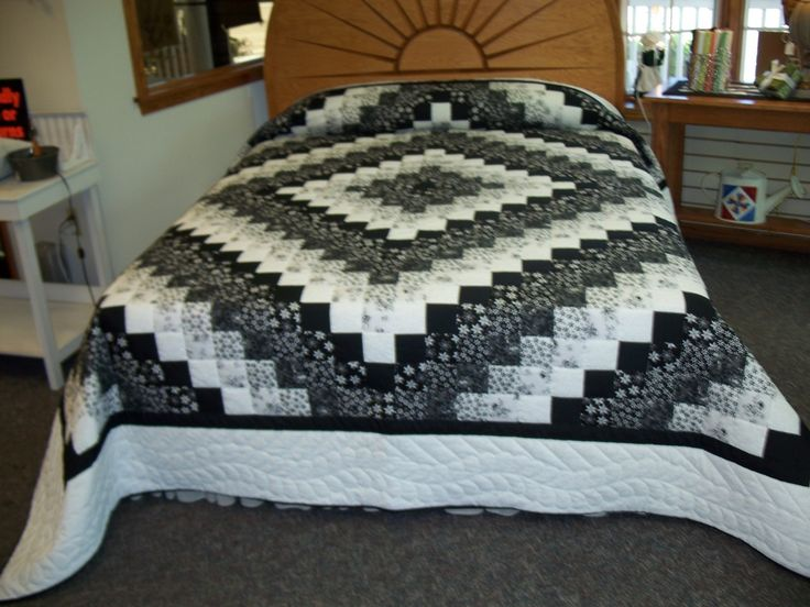black and white quilts %u2013 Google Search