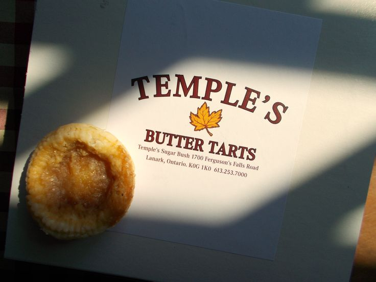 Freshly baked in house throughout March and April for our restaurant General Store.  Venue:  www.templessugarbush.ca