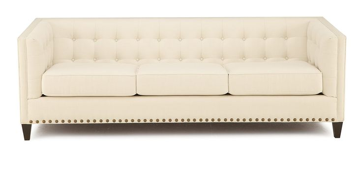 Classic design never goes out of style with our retroinspired button tufted back and a stylish shelter arm.This sofa is the one to talk about. Palliser Furniture