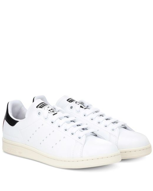 quality design 6da1d ee74d Stella McCartney - White Stan Smith Sneakers - Lyst