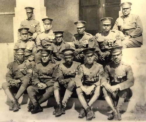 African Americans and World War I