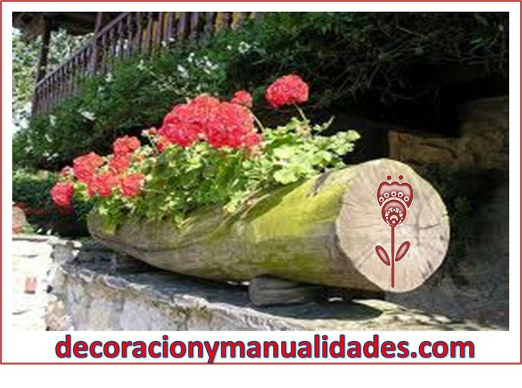 15 best images about decoracion terrazas palet on pinterest - Adornos para jardines exteriores ...