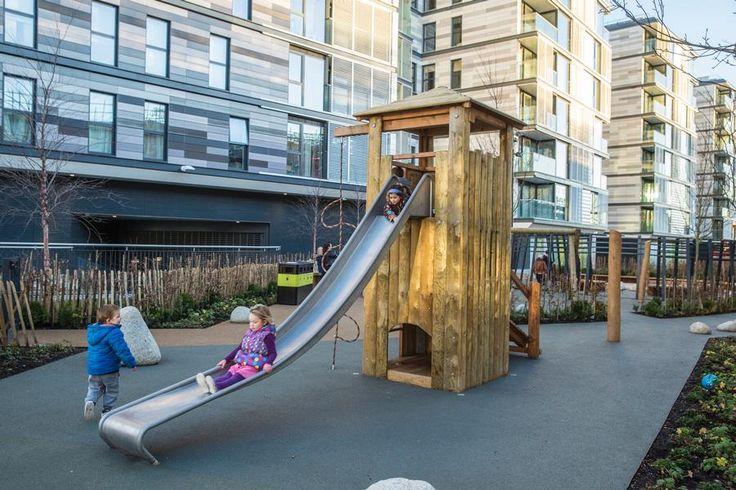 Handyside Gardens, London