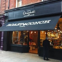 Hotel Chocolat Roast & Conch -London