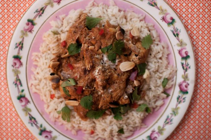 How to cook pheasant curry