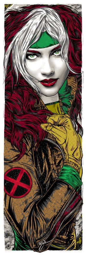 ROGUE femme fatale by Rhys Cooper