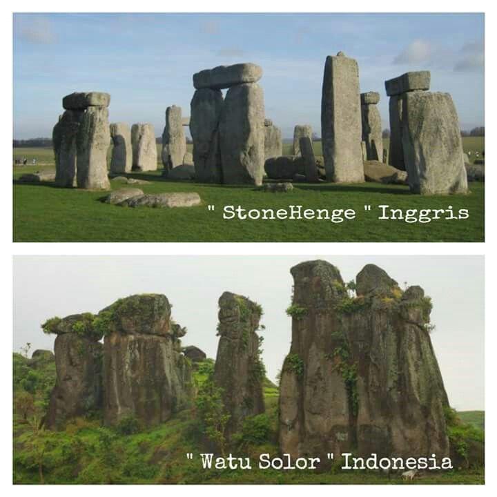 StoneHenge - WatuSolor