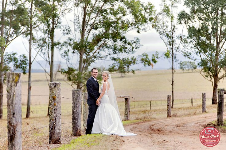 Lake Tinaroo Wedding, gorgeous country style landscapes.