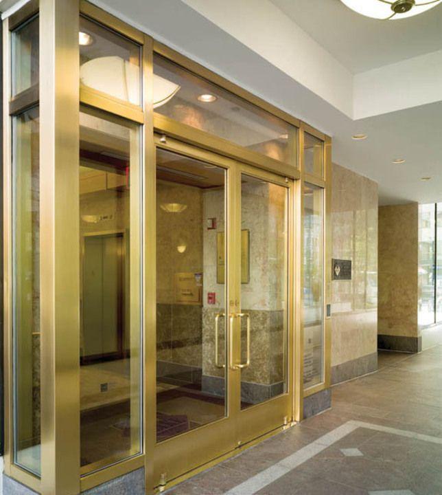 Bronze Doors - Formed Bronze Balanced Doors from Ellison Bronze & 75 best Balanced Doors images on Pinterest | Ea Bronze and Entrance ...
