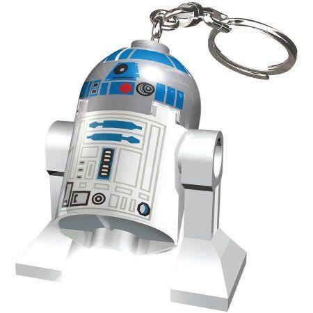 Lego Star Wars R2D2 Key Light, Multicolor