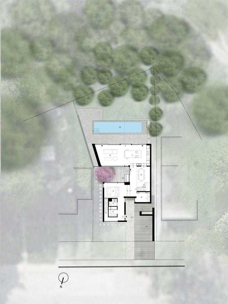 Casa Quebrada Cedarvale,Planta Baja