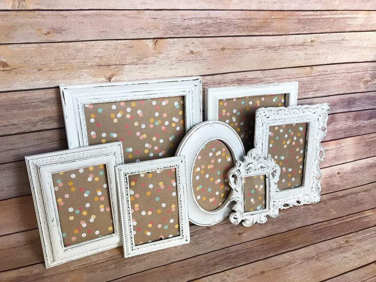 rustic home decor small picture frames picture frame set rustic wedding ideas
