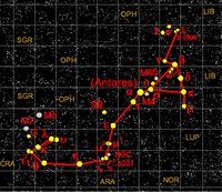 The Constellation Game