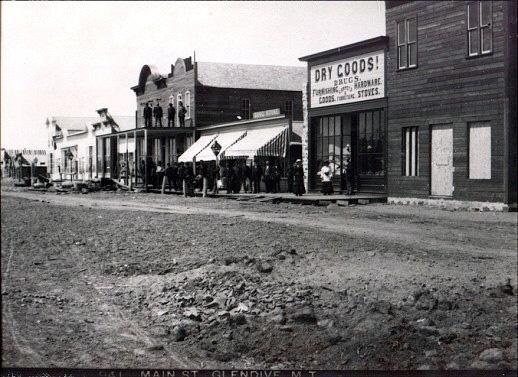 Glendive, Montana 1881