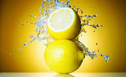 Limon Suyunun Vücuda ve Cilde Faydaları