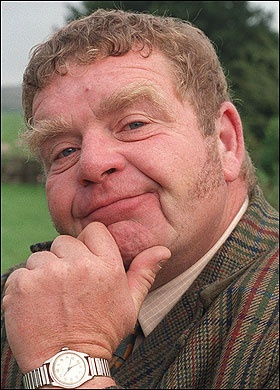 "Geoffrey Hughes "" Onslow"" from "" Keeping Up Appearances"""