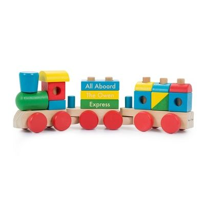 40 best gifts for kids images on pinterest kids gifts childrens melissa and doug stacking train melissa and doug toys are durable and classic so a personalized gift for a special kiddo in your life would be perfect negle Gallery