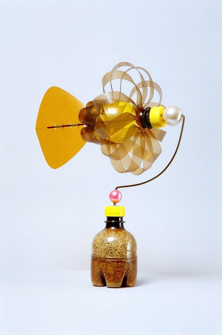 Green bottle windmill-3