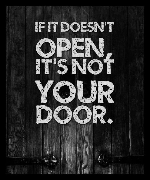 Doesn't matter how hard you try to break the door down; if it's not meant for you it's not going to work. Let it be.