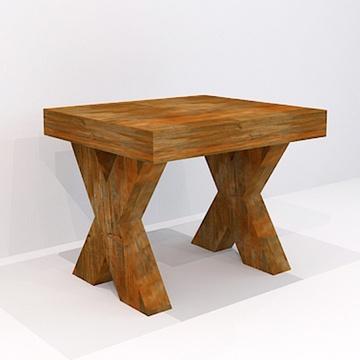 Tomas Frenes Design Studio  Rugged Wood Furniture
