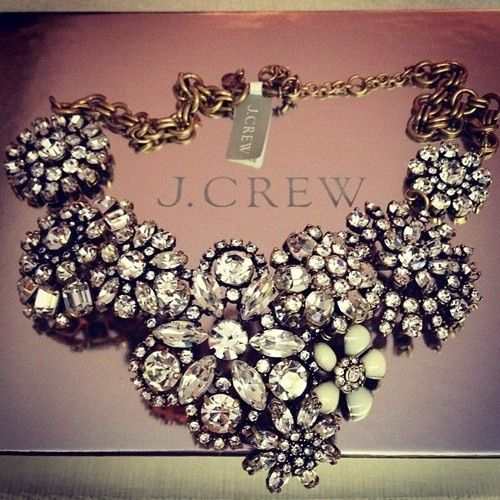 Love love love J Crew so much perfect necklace!!
